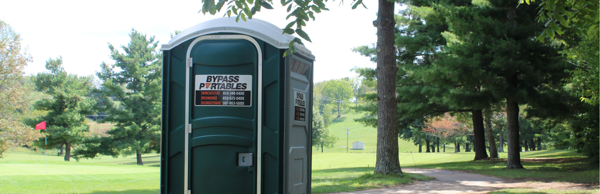 Portable Toilet Rentals in Georgetown, Winchester, Richmond KY